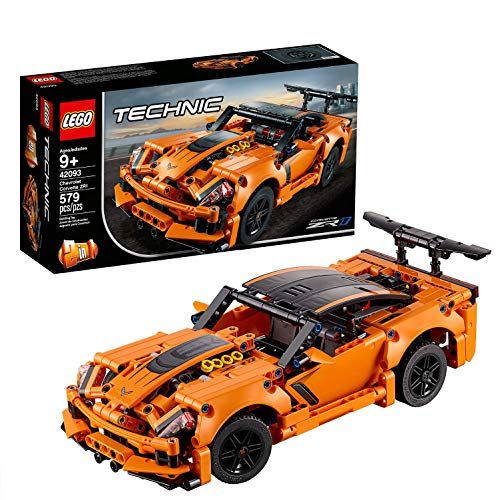 Lego 42093 Technic Chevrolet Corvette ZR1, bunt