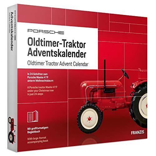 Porsche Oldtimer-Traktor Adventskalender 2019 - In 24 Schritten zum Porsche Master 419