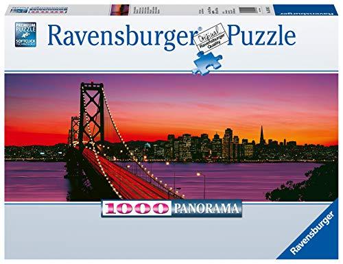 Ravensburger 15104 San Francisco, Oakland Bay Bridge bei Nacht