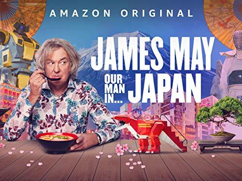 James May: Unser Mann in Japan - Staffel 1 [dt./OV]