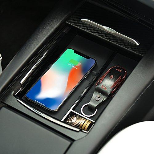 TeslaOwner Mittelkonsole Armlehne Aufbewahrungsbox