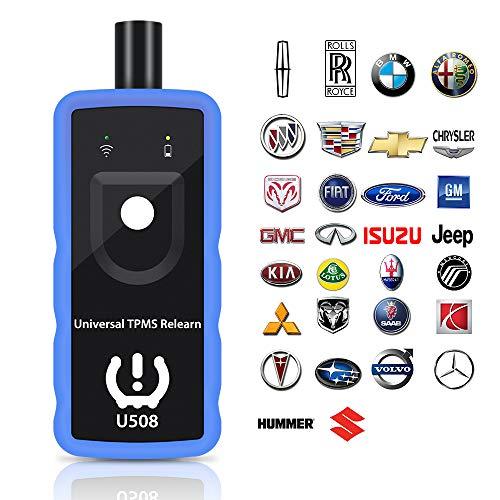 OB D RESOURCE RDKS Relearn Tool f¨¹r Mercedes Benz BMW Opel GM Ford U508 Universal TPMS Reset Tool...
