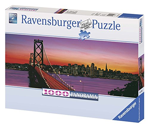 Ravensburger 15104 San Francisco, Oakland Bay Bridge bei Nacht