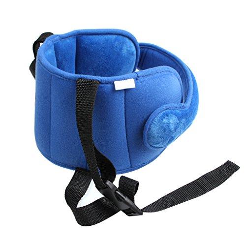 ALINICE Verstellbares Autositz-Kopfstützband für Kleinkinder, Autositzbezug,...