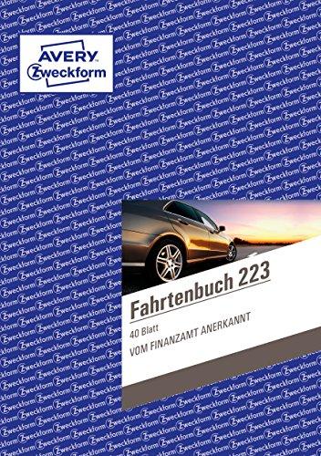 Fahrtenbuch für insgesamt 858 Fahrten