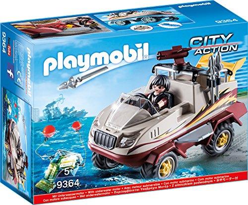 Playmobil 9364 – Amphibienfahrzeug Spiel