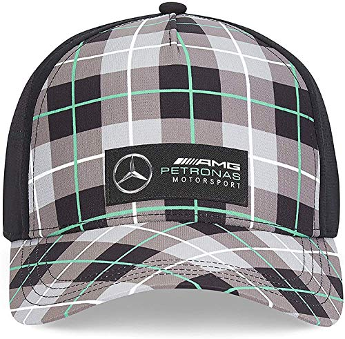 Mercedes-AMG Petronas - Offizielle Formel 1 Merchandise 2021 Kollektion - Damen und Herren - Logo Cap -...