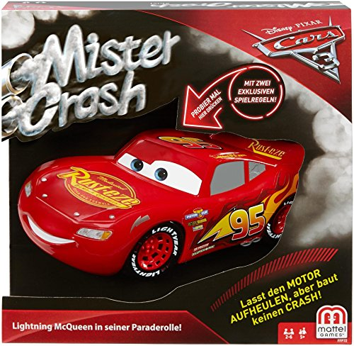 Disney Cars 3 Mister Crash