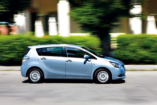 Testbericht: Toyota Verso 2,0 D-4D
