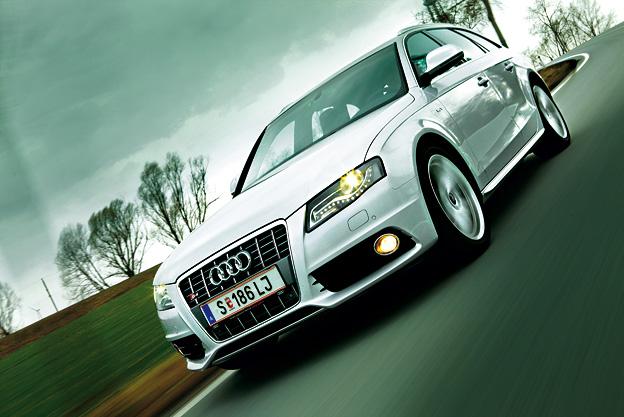 Audi S4 Avant Testbericht