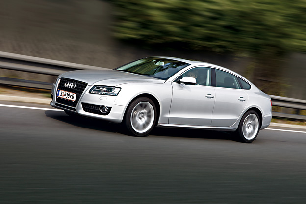 Testbericht: Audi A5 Sportback 2,0 TDI