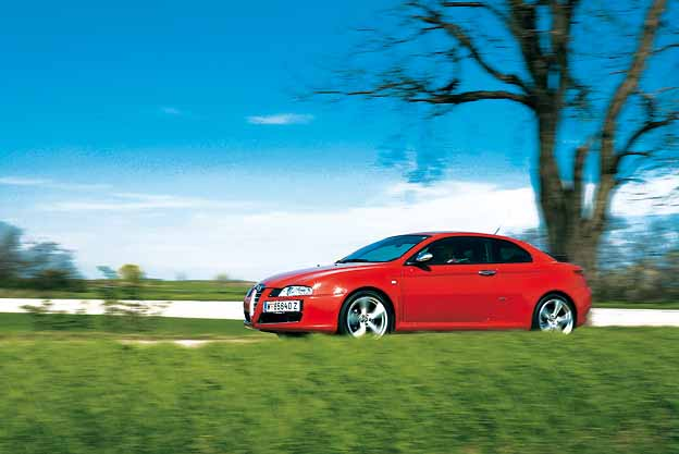 Alfa Romeo GT Testbericht