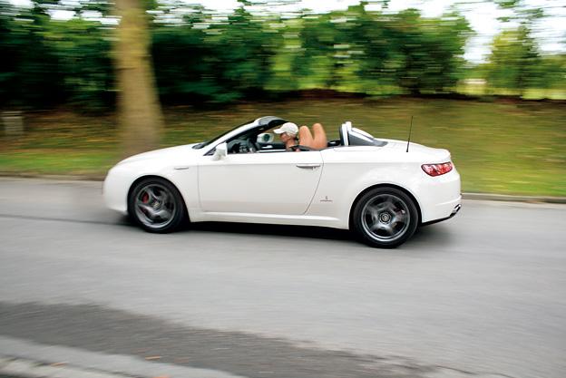 Alfa Spider2
