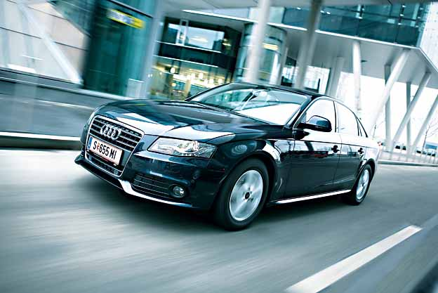 Audi A4 Testbericht