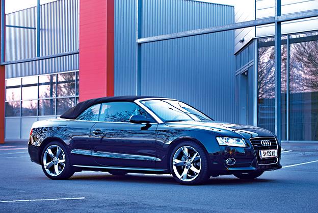 Audi A5 Cabrio 3,0 TDI quattro Testbericht