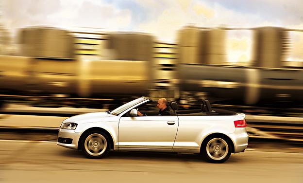 Audi A3 Cabrio 1,8 TFSI Testbericht