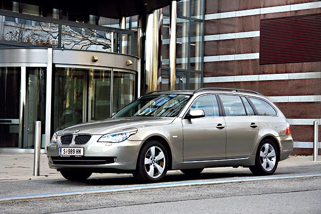 BMW 5er Testbericht