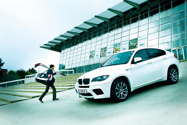 Testbericht: BMW X6 M