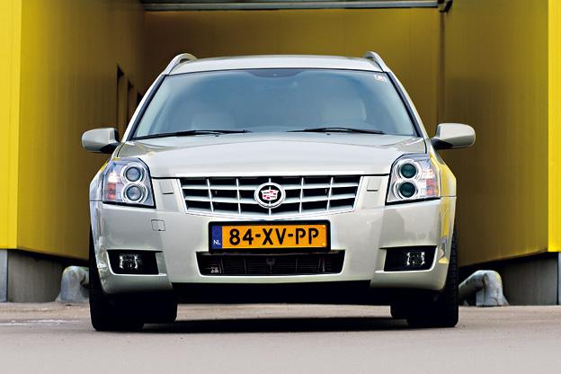 Cadillac BLS Testbericht