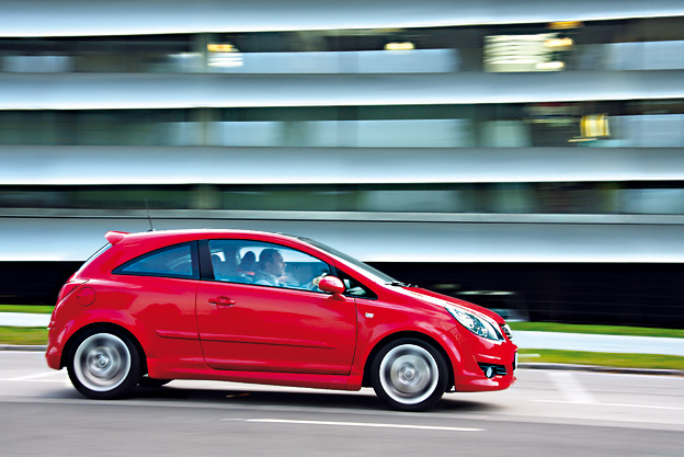 Opel Corsa Testbericht
