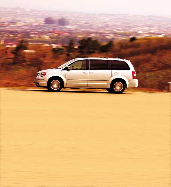 Chrysler Grand Voyager Testbericht