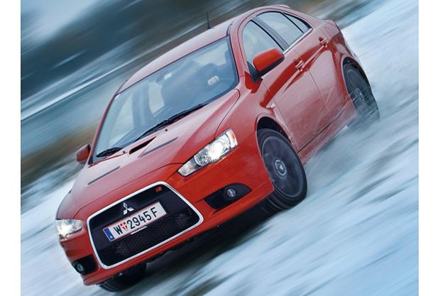 Testbericht: Mitsubishi Lancer Ralliart