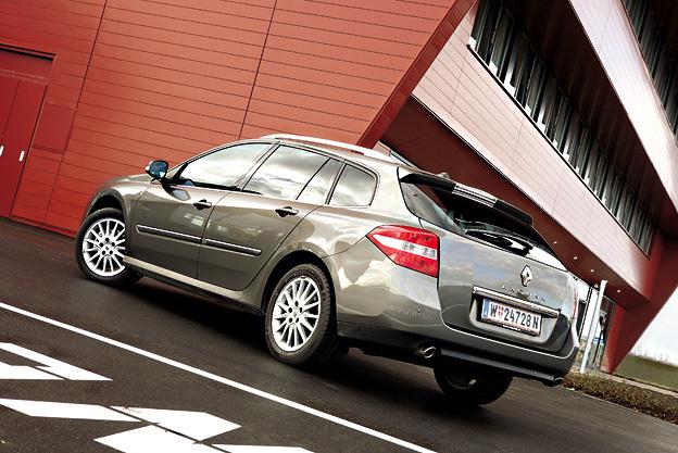 Renault Laguna Testbericht