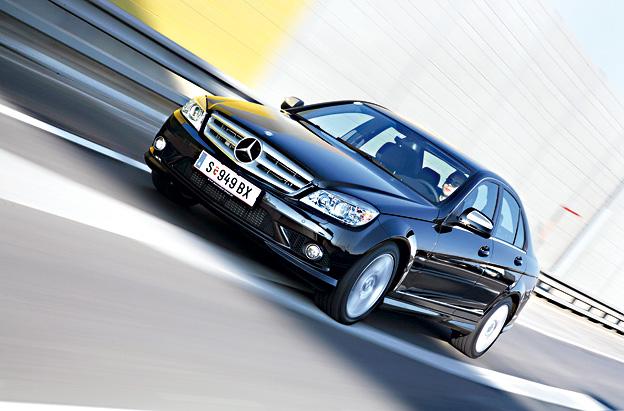 Mercedes-Benz C Testbericht