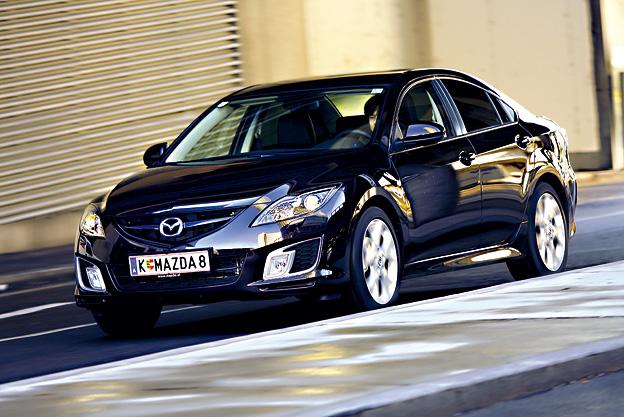 Testbericht: Mazda 6