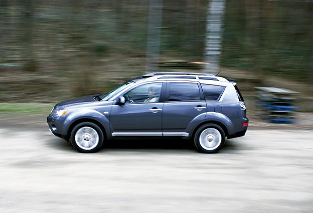 Mitsubishi Outlander Testbericht