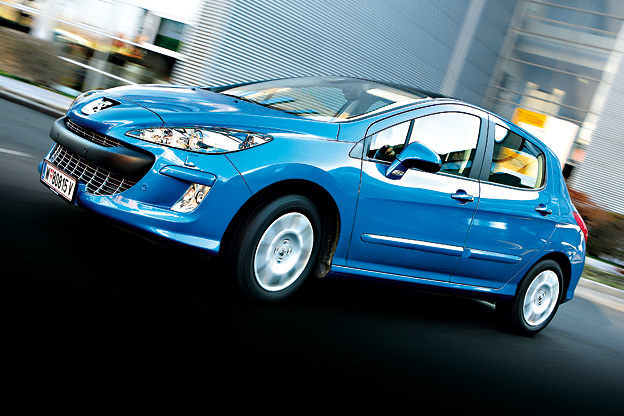 Peugeot 308 Testbericht