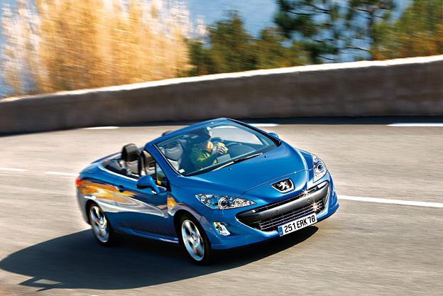Vorstellung: Peugeot 308 CC