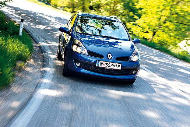Renault Clio Grandtour 1,5 dCi Testbericht
