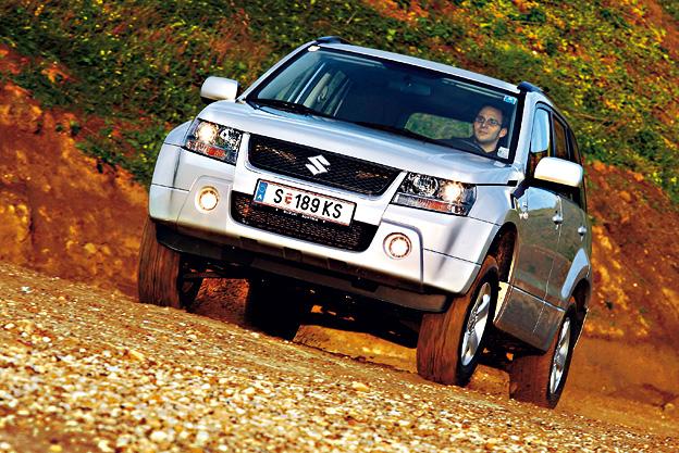 Suzuki Grand Vitara Testbericht