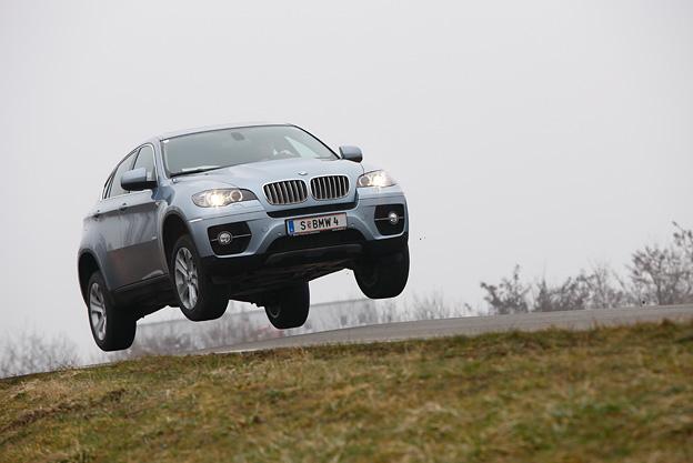 BMW X6: Was gelernt