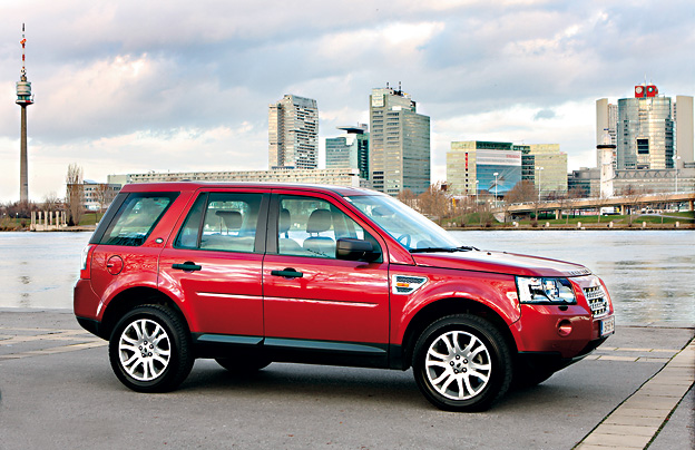 Land Rover Freelander 2 Testbericht
