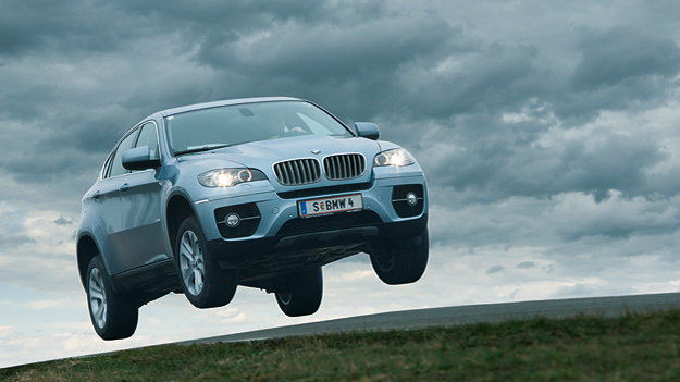 Testbericht: BMW X6 ActiveHybrid