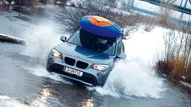 Testbericht: BMW X1 18d