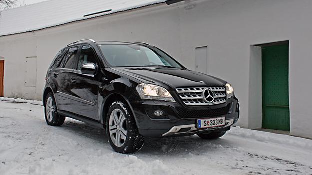 Mercedes Ml  Bluetec