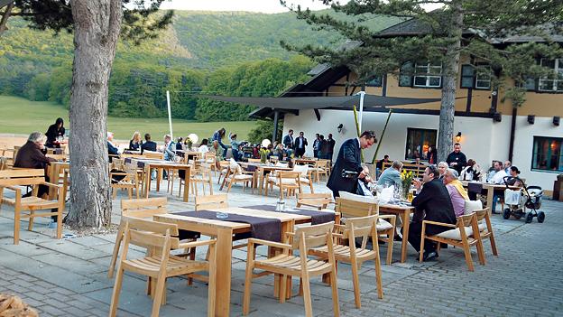 Landpartie Mödling Landhaus Föhrenhof