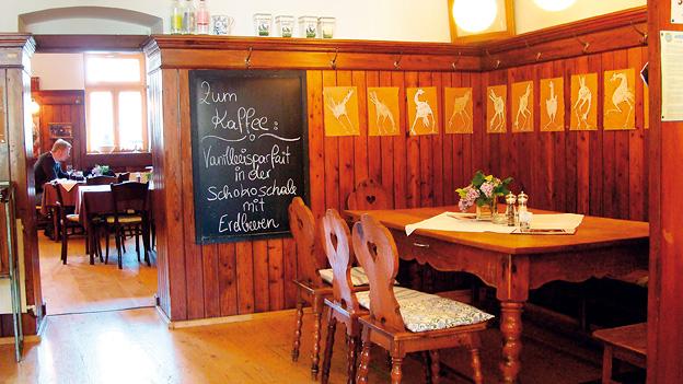 Landpartie Zeiselmauer Gasthof Zum lustigen Bauern