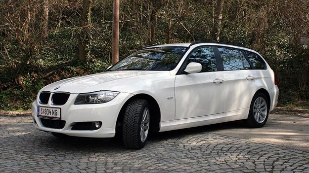 BMW 316d Touring Exterieur Front