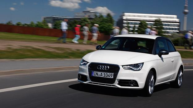 Audi A1 Exterieur Front Dynamisch