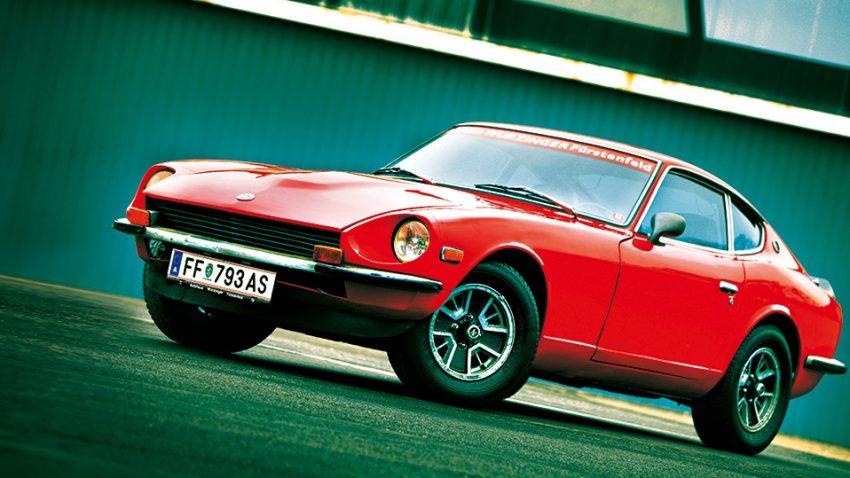 Datsun 240 Z: Der Sprung nach vorn