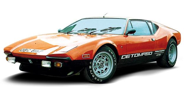 Zeitreise 1977 Porsche 928 Zeitgenossen De Tomasso Pantera