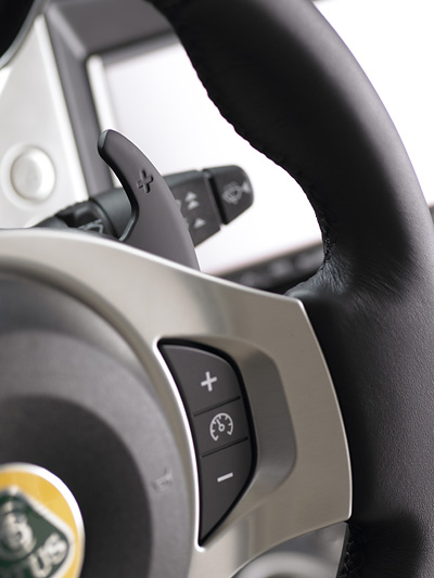 Lotus Evora S IPS Interieur