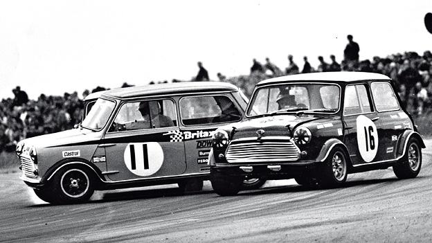 Zeiotmaschinen 1959 Mini Cooper Motorsport