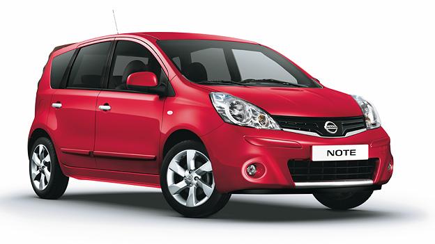 Nissan Note Exterieur Statisch