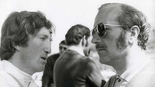 Jochen Rindt Jubiläum Colin Chapman