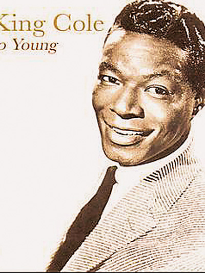 Zeitmaschine 1951 NAt King Cole